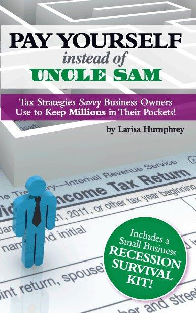 PAY YOURSELF instead of uncle sam