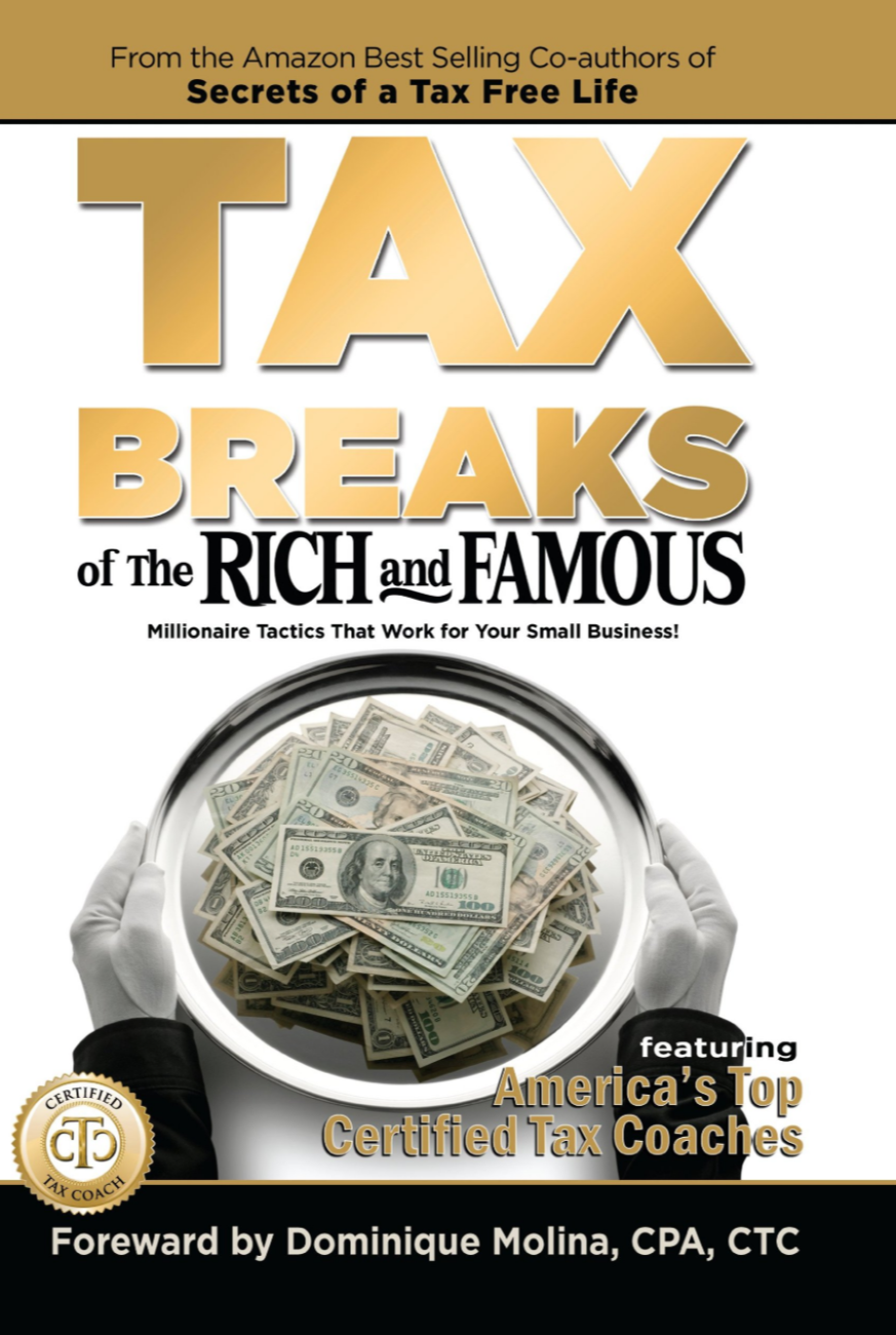 TAx breaks of the rich and famous