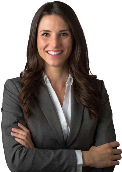 Tax Planning Professional In Dark Blazer